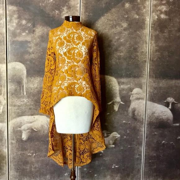 Fashion Nova Dresses & Skirts - High-Low Lace Dress